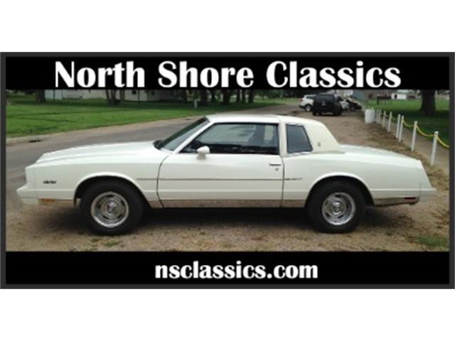 1981 Chevrolet Monte Carlo | 912000