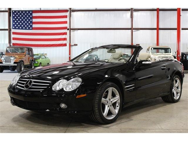 2004 Mercedes-Benz SL500 | 912009