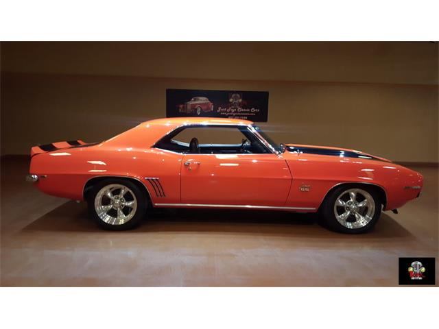 1969 Chevrolet Camaro Ss For Sale On Classiccars Com 51