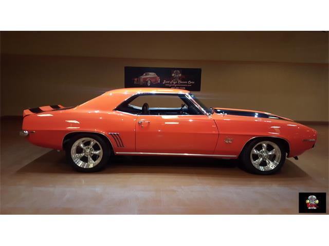 1969 Chevrolet Camaro SS | 912016
