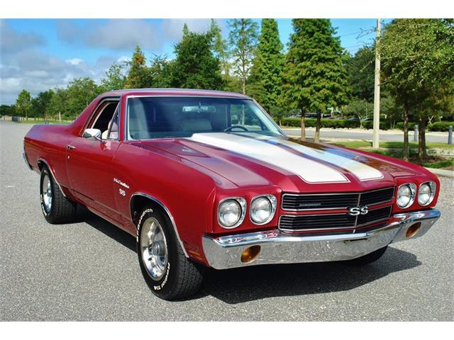 1970 Chevrolet El Camino | 912018