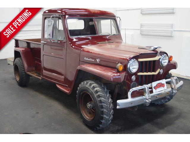 1953 Willys Jeep | 910202