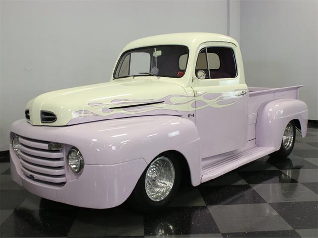 1950 Ford F1 | 912021