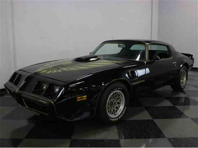 1979 Pontiac Firebird Trans Am | 912023