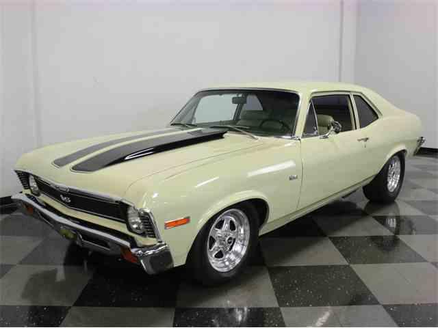 1972 Chevrolet Nova | 912027
