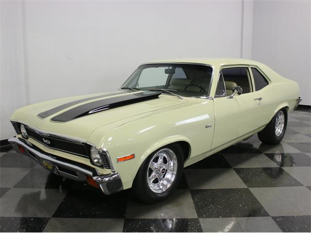 1972 Chevrolet Nova For Sale On Classiccars Com 34 Available