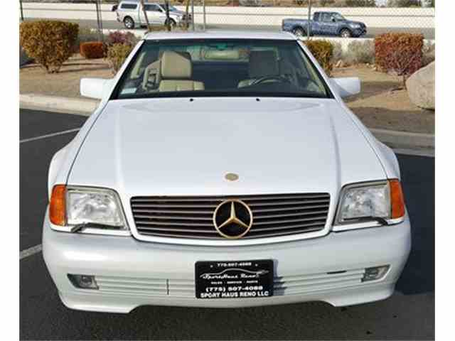 1993 Mercedes-Benz SL600 | 912031