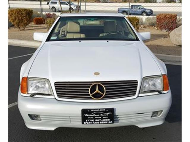 1993 Mercedes-Benz SL600 | 912031