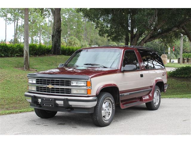 1992 Chevrolet Blazer | 912033