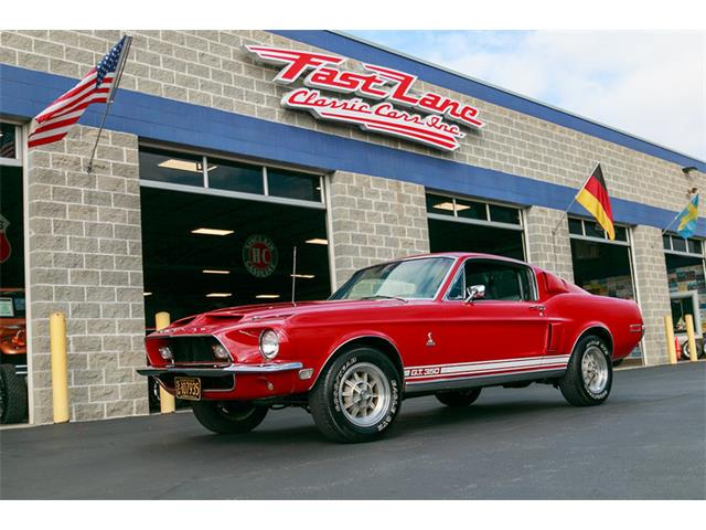 1968 Ford Mustang Shelby GT350 | 912035