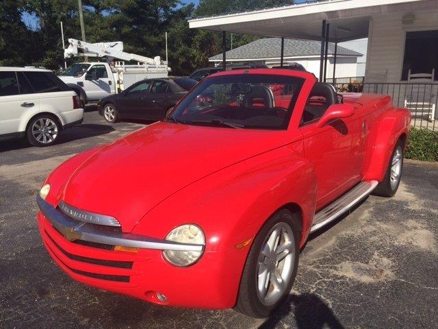 2004 Chevrolet SSR | 912038