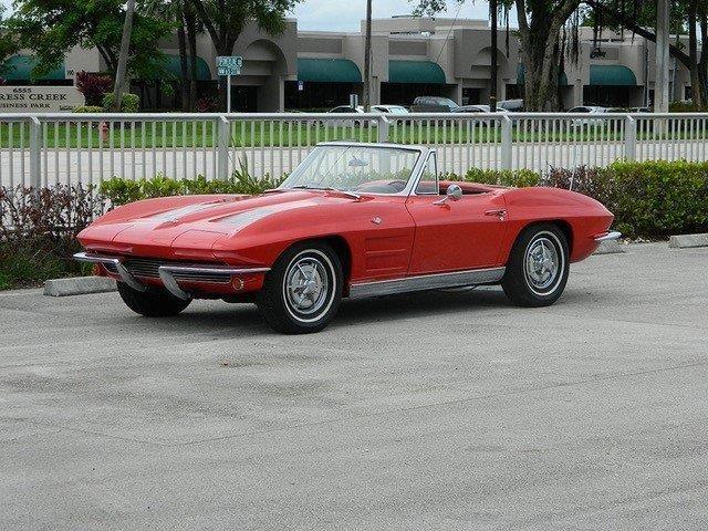 1963 Chevrolet Corvette | 912043