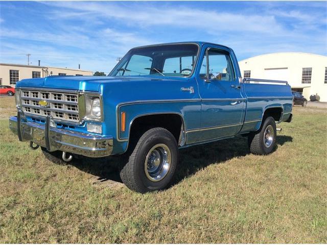 1978 Chevrolet Silverado | 912045