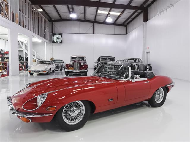 1971 Jaguar E-Type Series II 4.2 OTS | 910205