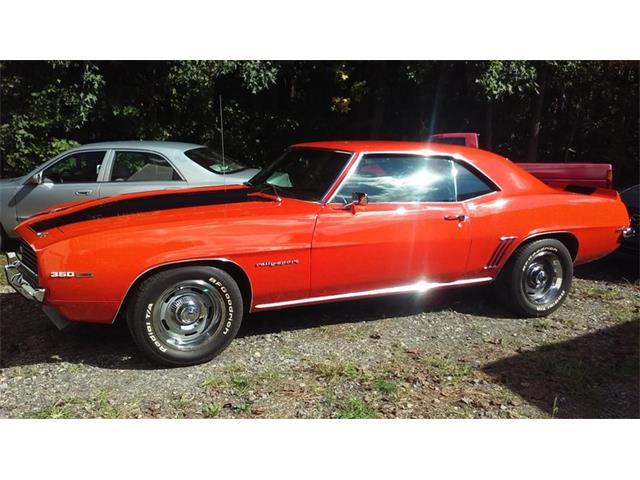 1969 Chevrolet Camaro | 912053
