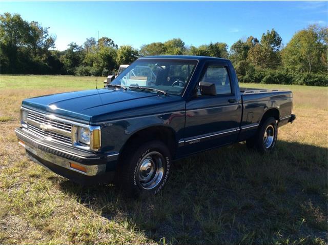 1992 Chevrolet S10 | 912058