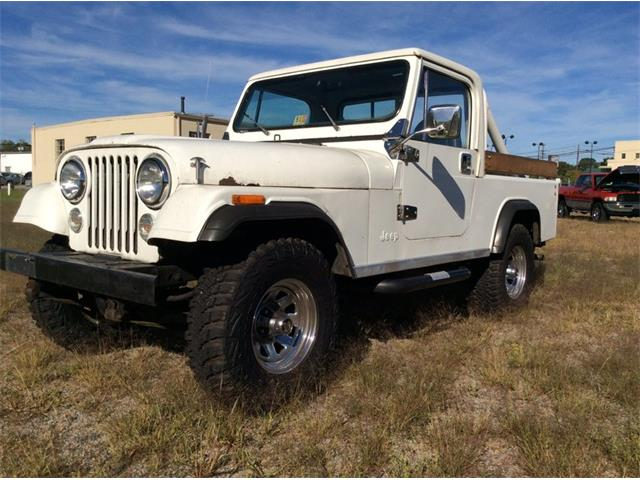 1981 Jeep CJ8 Scrambler | 912059