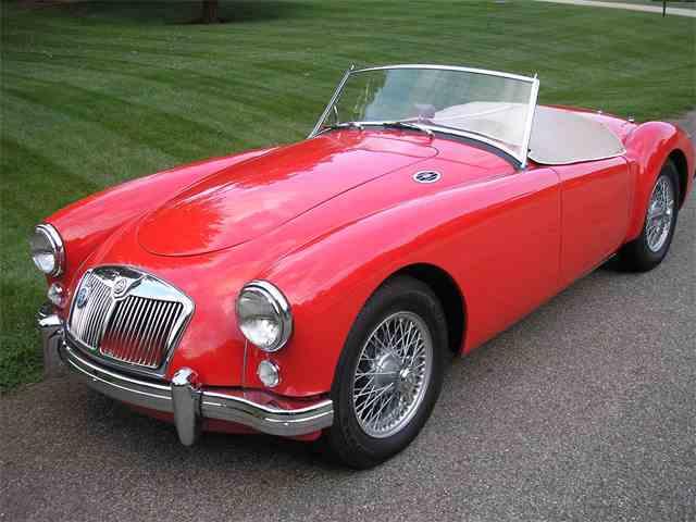 1959 MG MGA | 910206