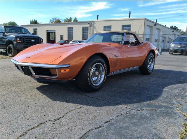 1972 Chevrolet Corvette | 912067