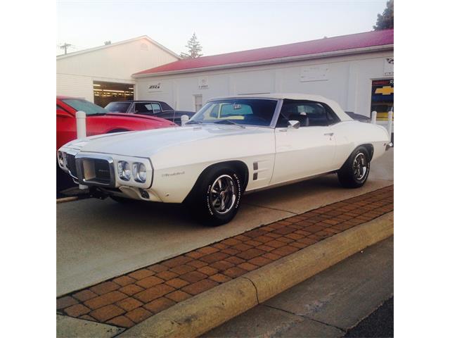 1969 Pontiac Firebird | 912069