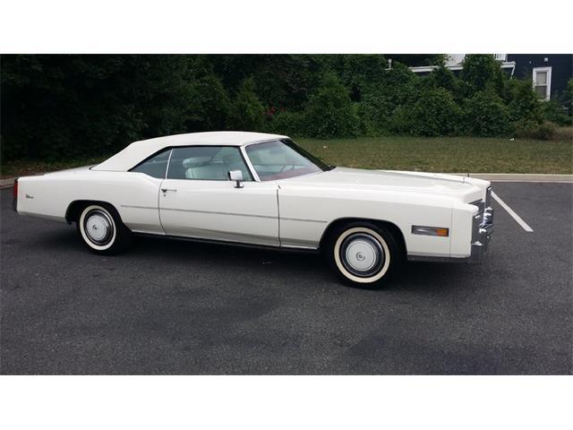 1976 Cadillac Eldorado Bicentennial Edition | 912070