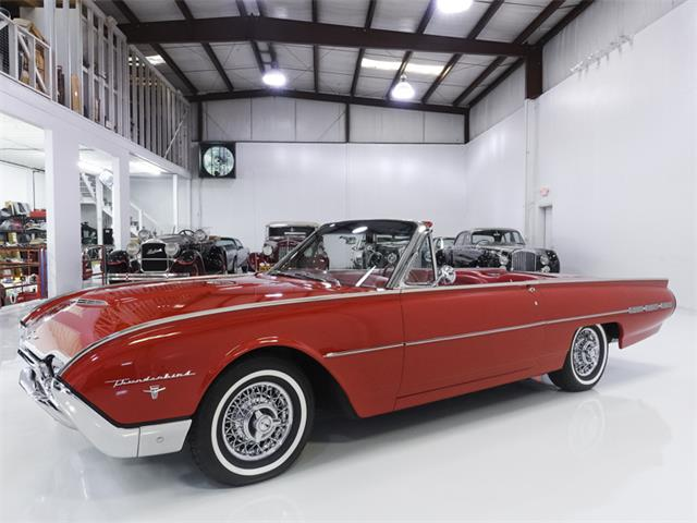 1962 Ford Thunderbird M-Code Sports Roadster | 910208