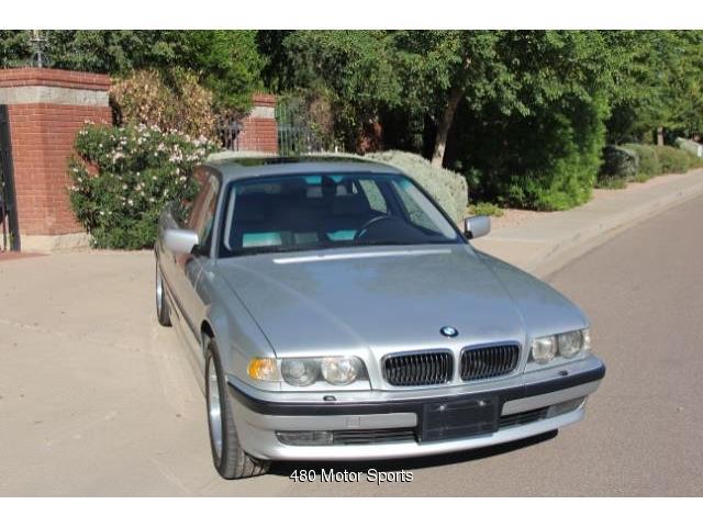 2001 BMW 7 Series | 912080