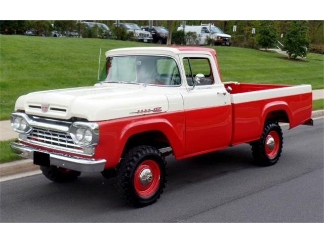 1960 Ford F250 | 912081