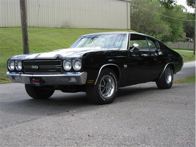 1970 Chevrolet Chevelle SS | 912087