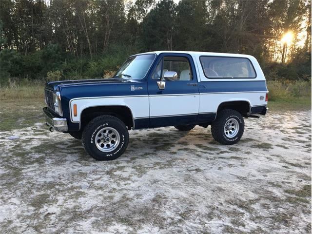 1980 Chevrolet Blazer | 912091