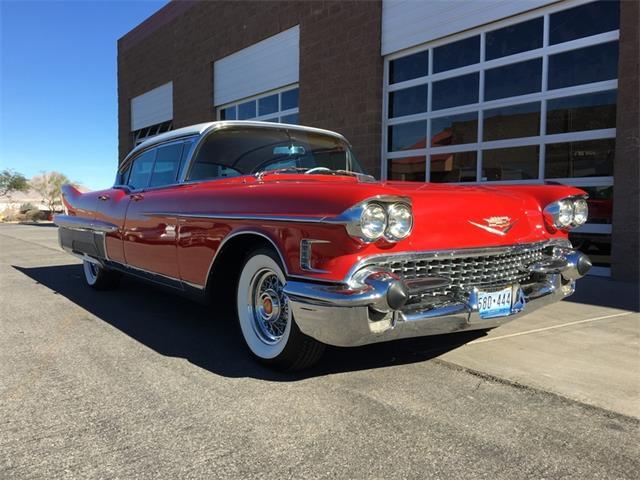 1958 Cadillac Fleetwood | 912092