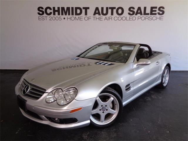 2003 Mercedes-Benz SL-Class | 912095