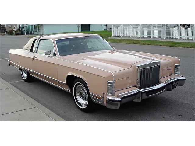 1977 Lincoln Town Car | 912106