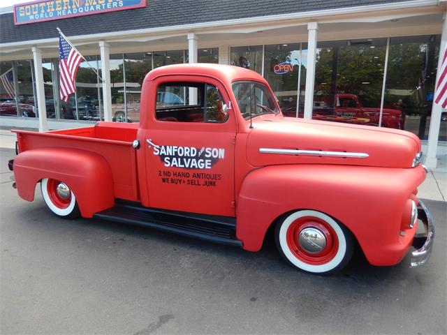 Classifieds For 1951 Ford F1 14 Available
