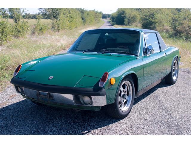 1972 Porsche 914 | 912121
