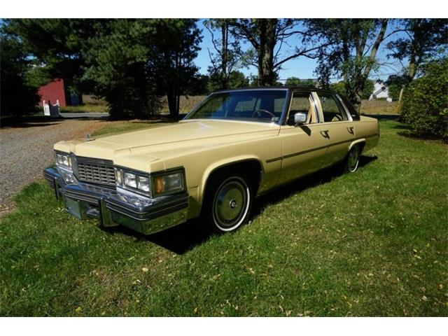 1977 Cadillac Sedan DeVille | 912129