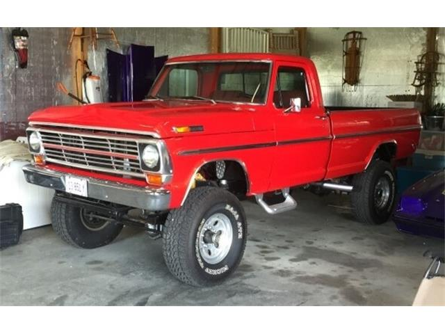 1970 Ford F100 | 912135