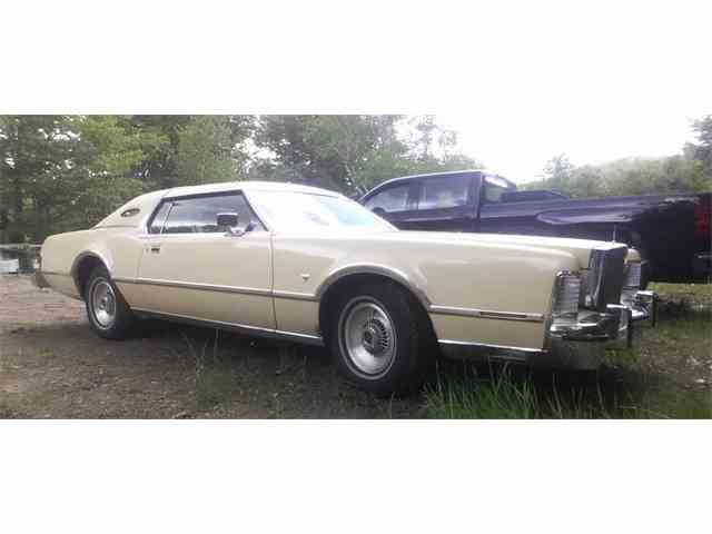 1976 Lincoln Continental Mark IV | 912136