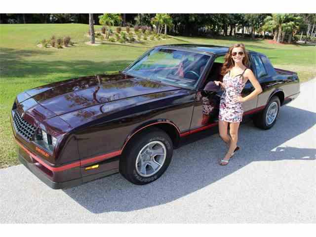1987 Chevrolet Monte Carlo SS | 912137