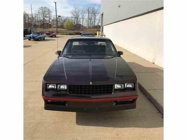 1987 Chevrolet Monte Carlo SS | 912138