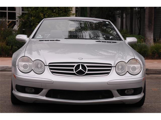 2006 Mercedes-Benz SL55 | 912142