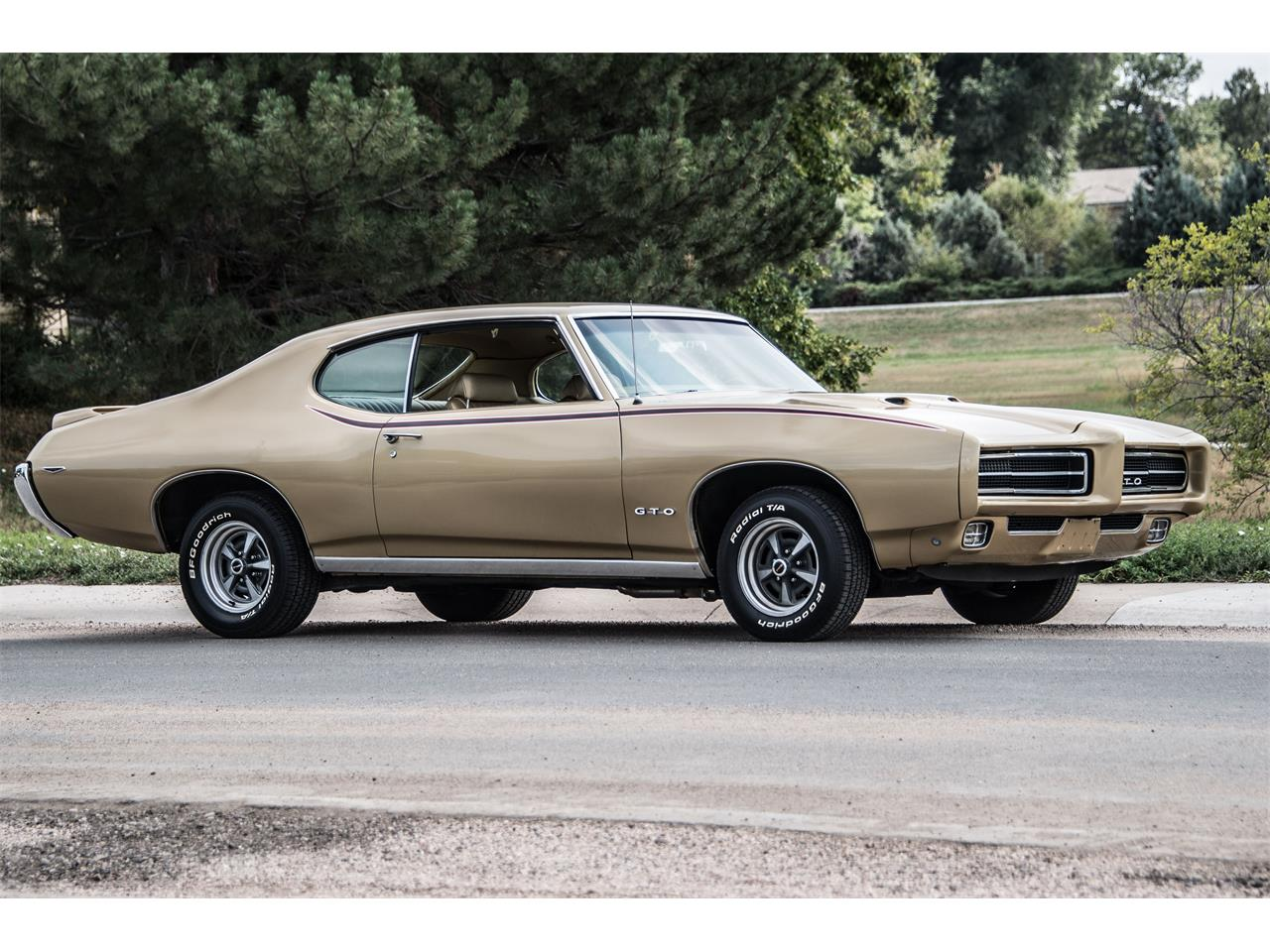 1969 pontiac gto for sale cc 912145. Black Bedroom Furniture Sets. Home Design Ideas