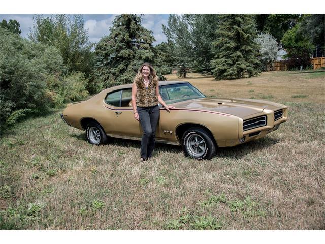 1969 Pontiac GTO | 912145