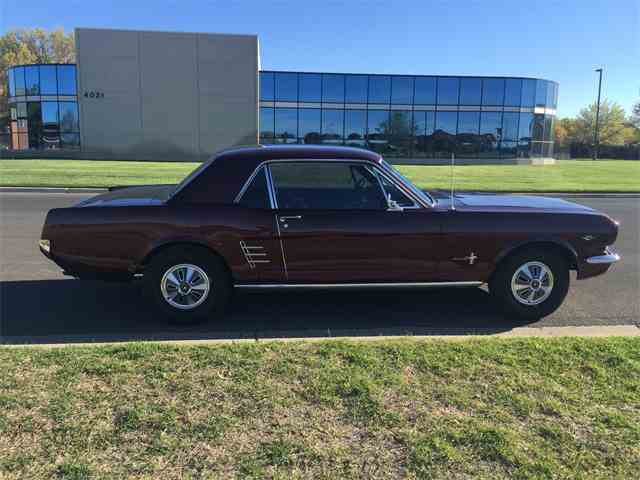 1966 Ford Mustang | 912148