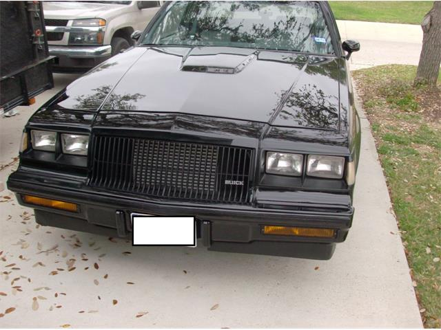 1987 Buick Grand National | 912149