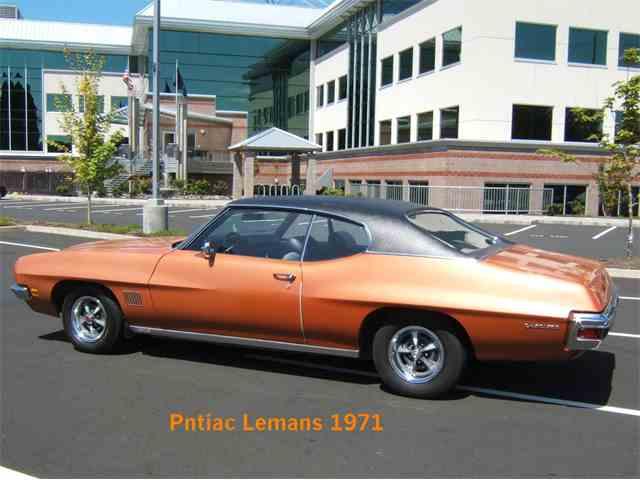 Picture of '71 LeMans - JJTM