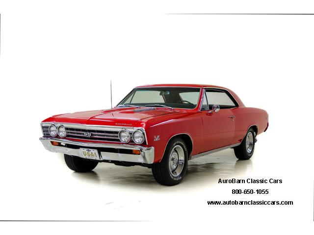 1967 Chevrolet Chevelle | 912157