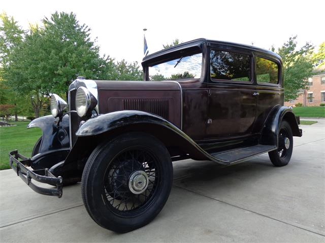 1931 Chevrolet Independence Coach | 912169