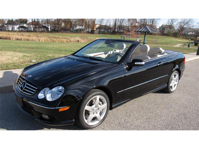 2005 Mercedes-Benz CLK500 | 912173