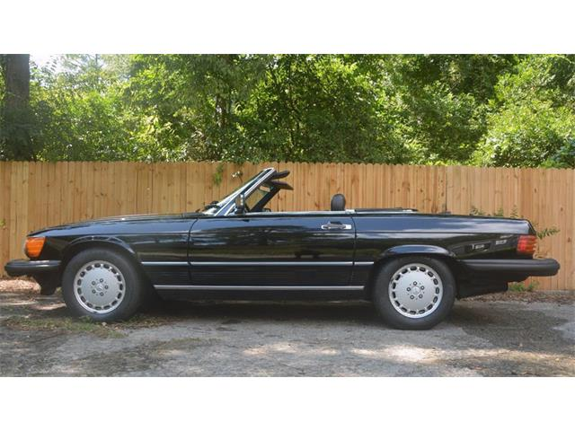 1987 Mercedes-Benz 560SL | 912175